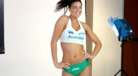 Michelle Jenneke on IMDBabes