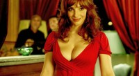 Vica Kerekes on IMDBabes