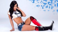 AJ Lee on IMDBabes